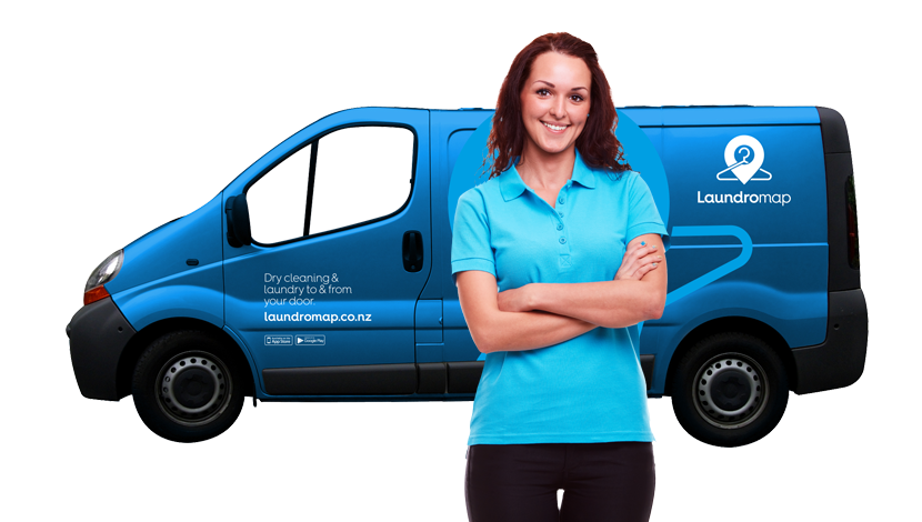Dry Cleaning & Laundry - Order online or via iOS or Android App